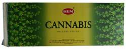 Cannabis Hem Stick 20 Pack