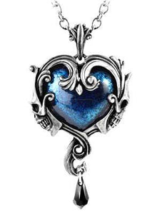 Midnight Love Pendant