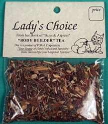 Body Builder Tea (5+ Cups)