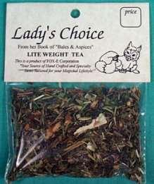 Lite Weight Tea (5+ Cups)