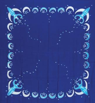 Goddess Altar Cloth Or Scarve 36