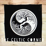 Tree of life Yin Yang Altar Cloth