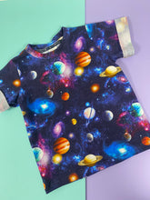 Pre Made Planets Relaxed Tees