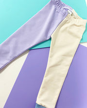 Bigger Kids Pastel Block Leggings