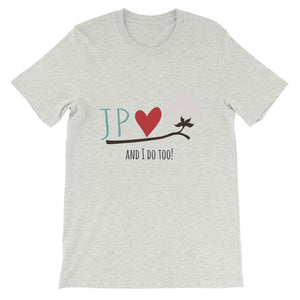 I do too! Short-Sleeve Unisex T-Shirt