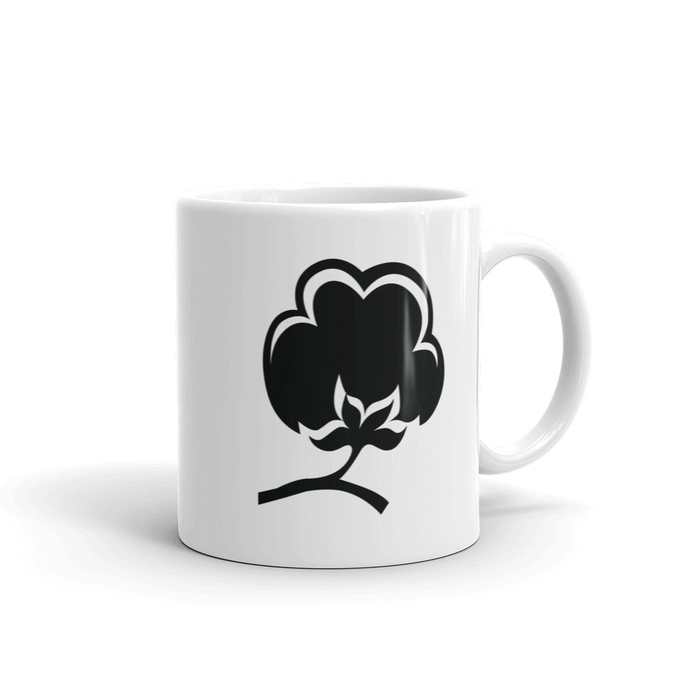 Hundred Percent Cotton Mug