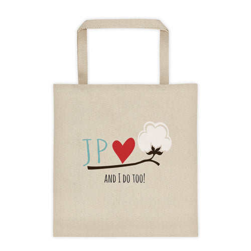 I do too!  Tote bag