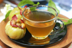 Guava leaf tea for detox