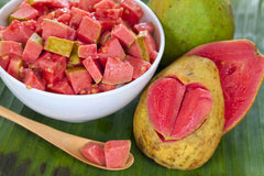 Guava leaf for weight loss and a healthy heart