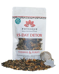 15 day detox physique tea leaves
