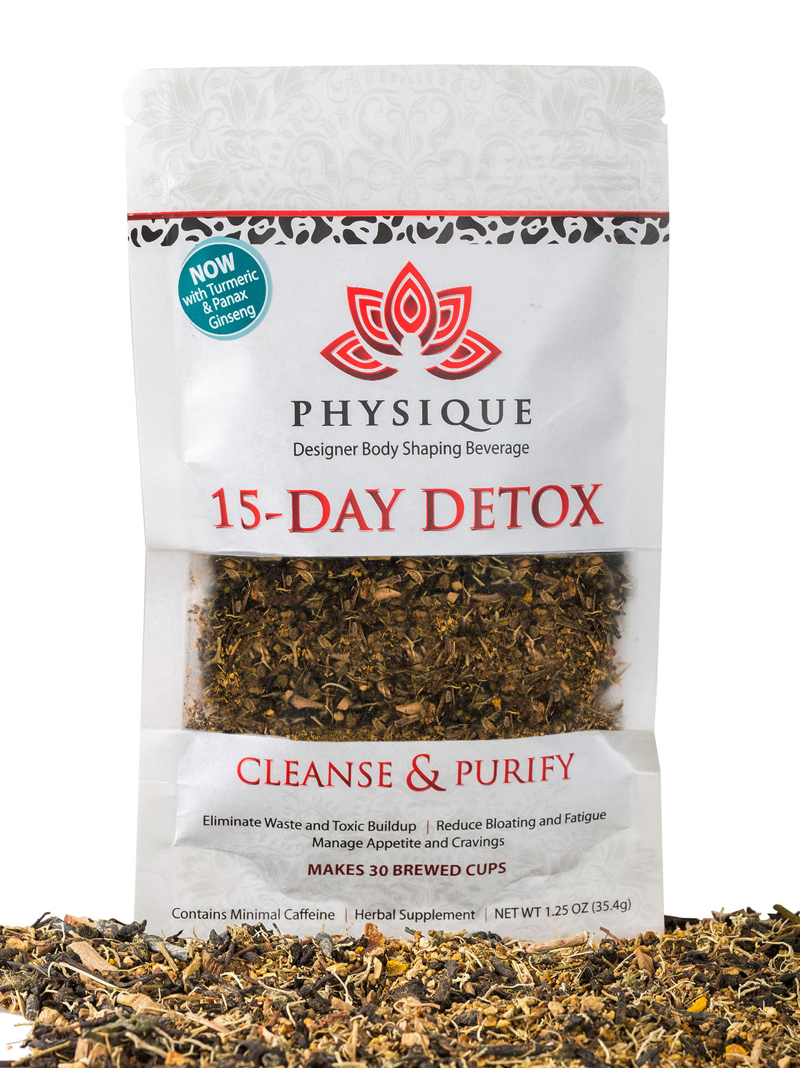 15 Day Detox - Physique Tea