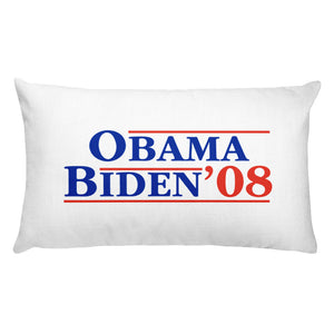 Obama Biden Pillow