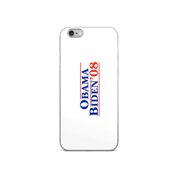 Obama Biden Phone Case