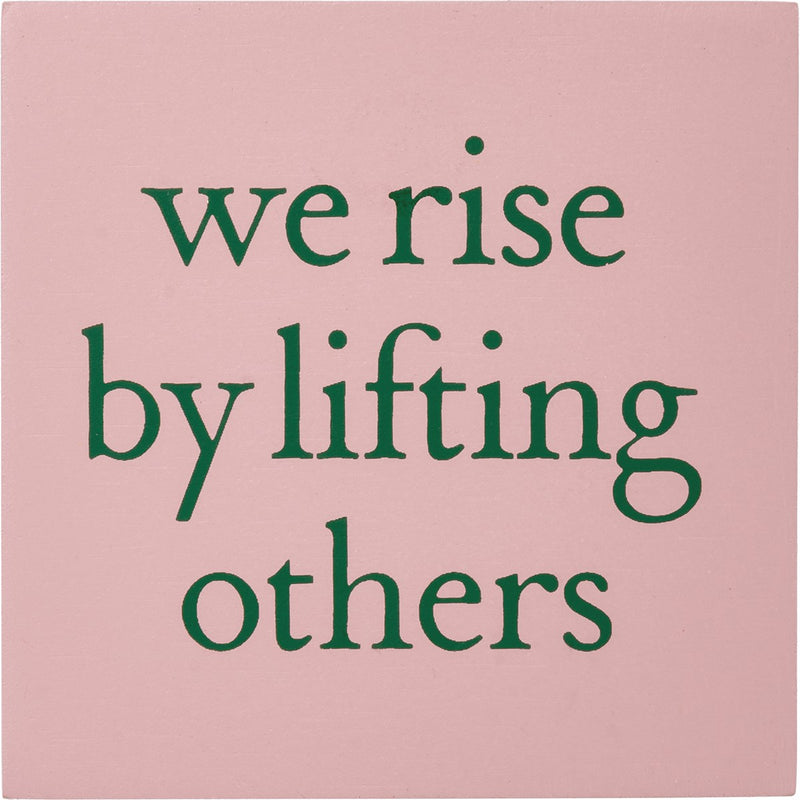 Magnet We Rise by Lifting others