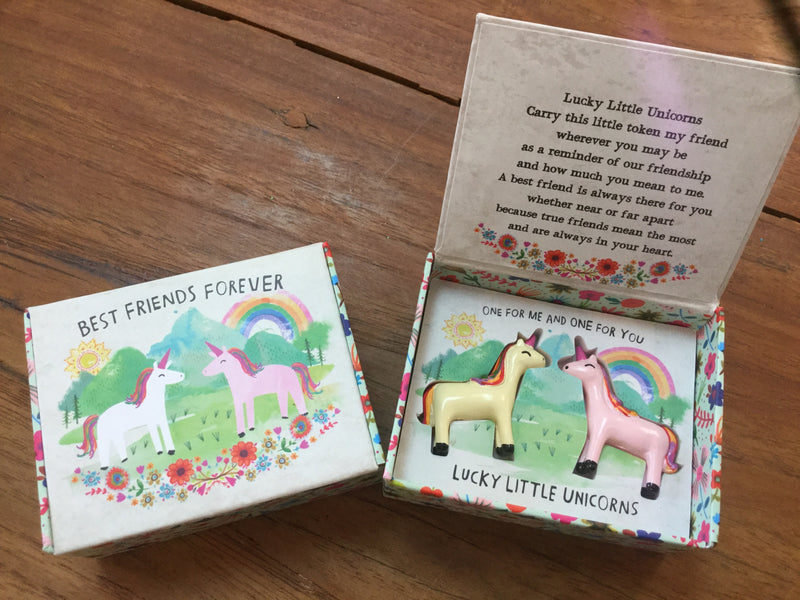 Natural Life -Lucky Charm Boxes