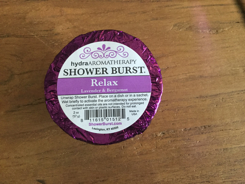 Shower Burst - HydraAromatherapy