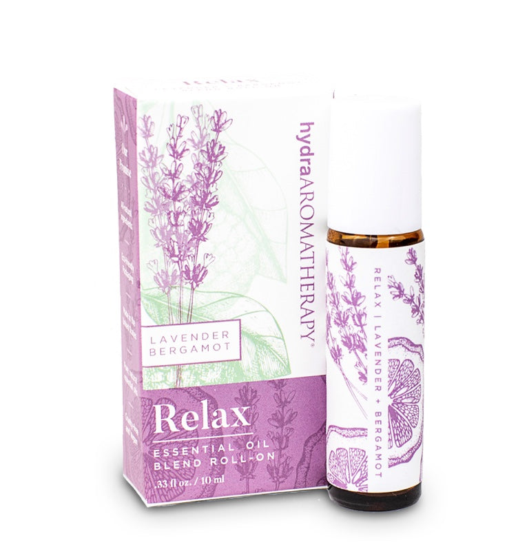 Relax Essential Oil Blend Roll On