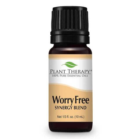 Essential Oil Worry Free- Plant Therapy