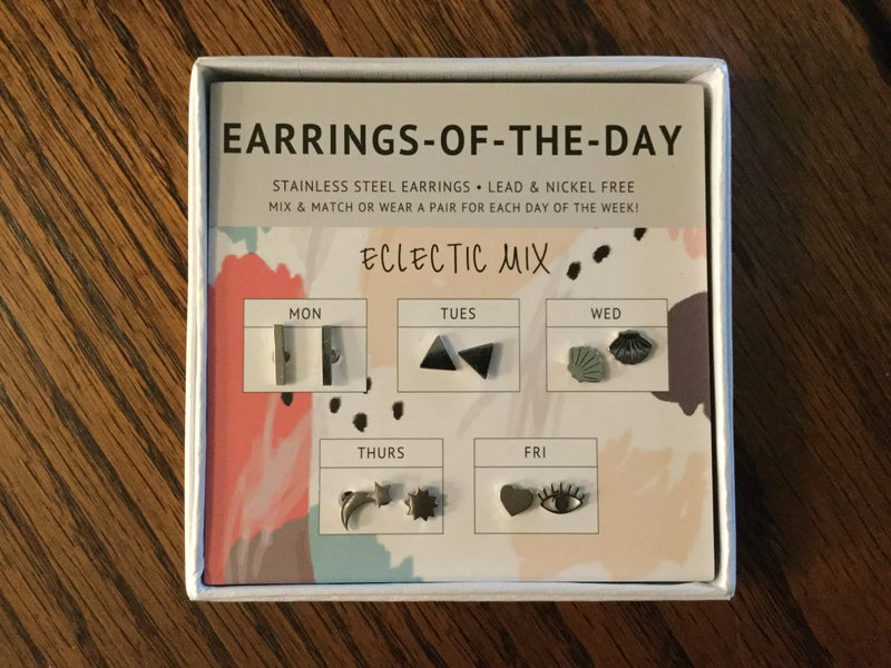 Earrings of the Day