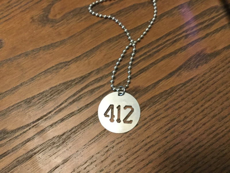 412 Necklace