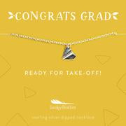 Lucky Feather- Graduate Take Off