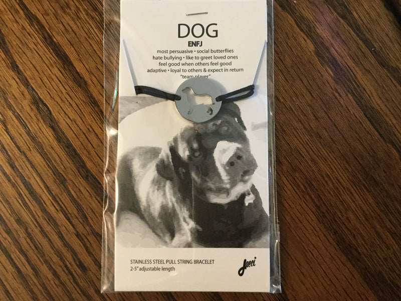 Spirit Animal Bracelet- Dog