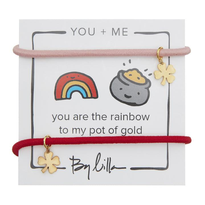 By Lila Hair Ties Friendship