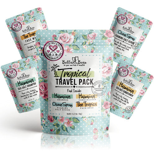 Tropical Spa Travel Pack