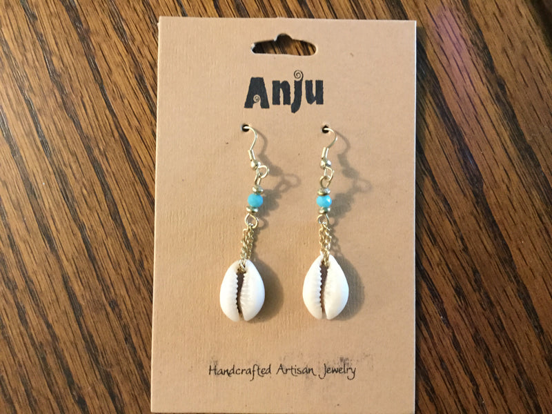 Shell Earrings Anju