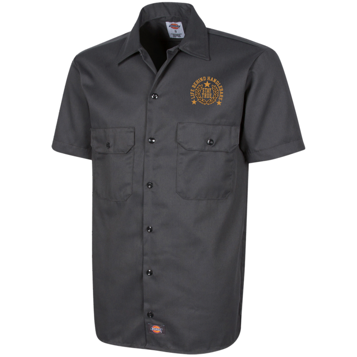 Stay True Dickies Men's Short Sleeve Work shirt