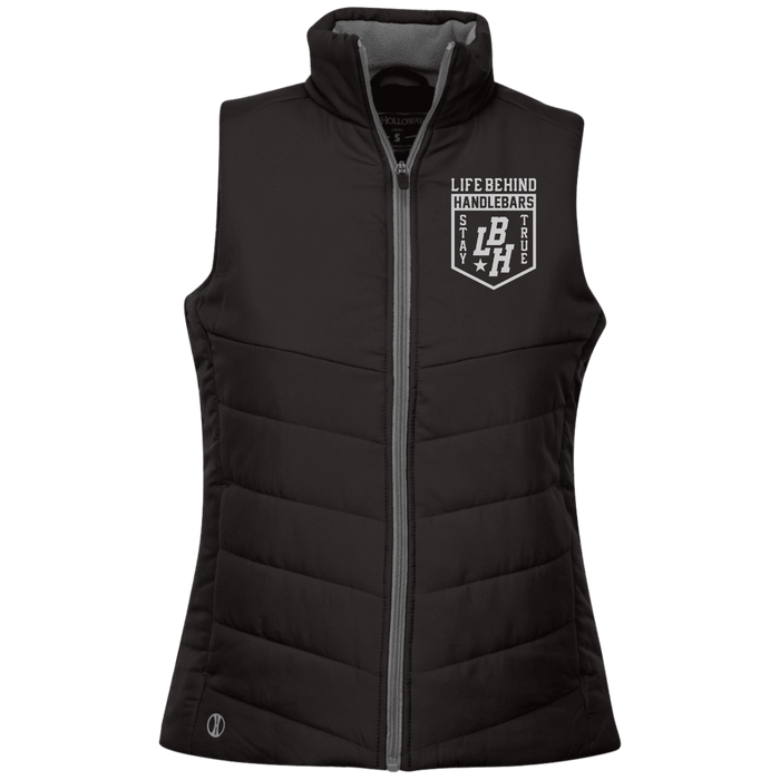 LBH Holloway Ladies' Quilted Vest