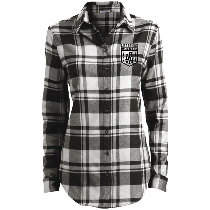 LBH Ladies' Plaid Flannel