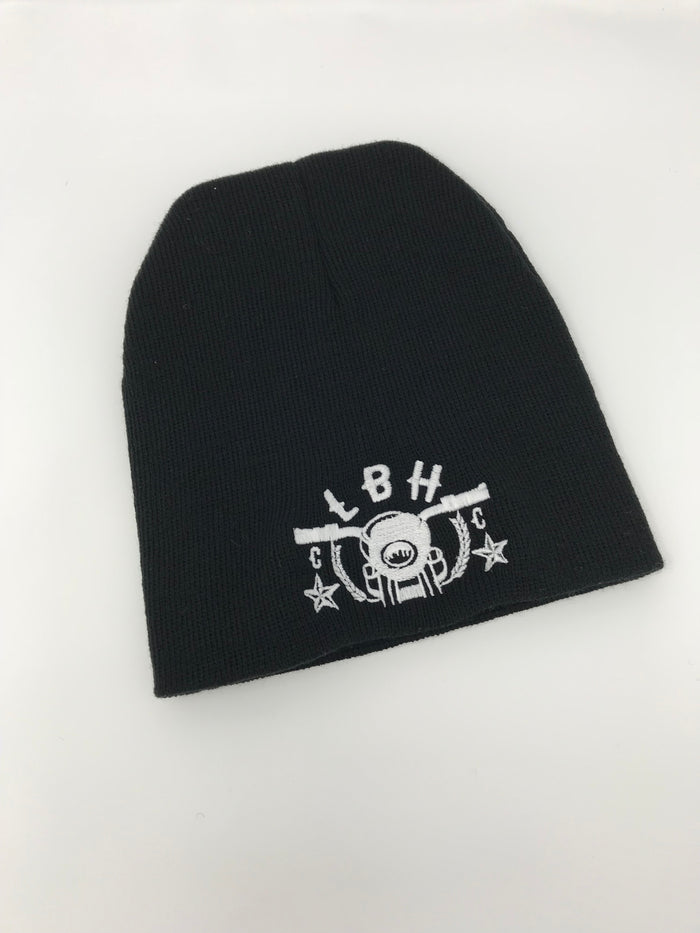 Embroidered LBH Logo Beanie