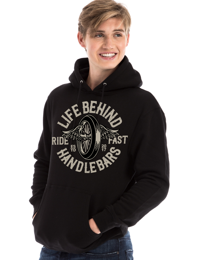 LBH Flying Wheel Hoodie