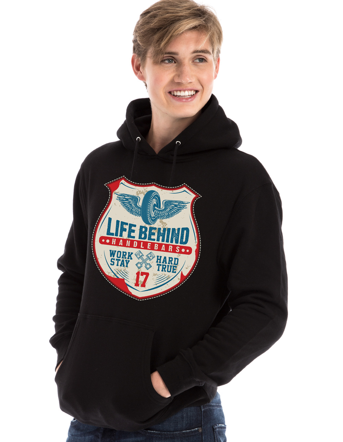 LBH Gas Station Sign Hoodie