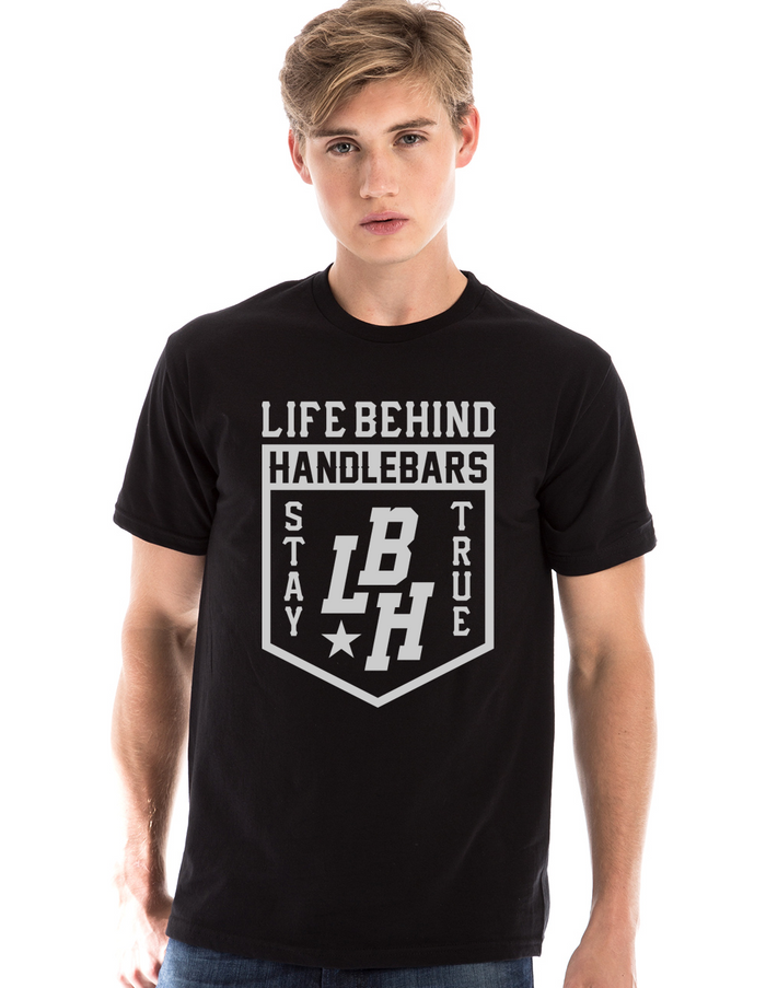 LBH Shield Logo T-shirt
