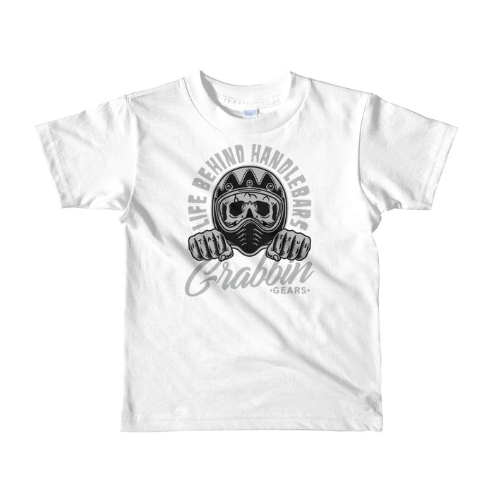 Kids Short Sleeve T-Shirt (Grabbin Gears)