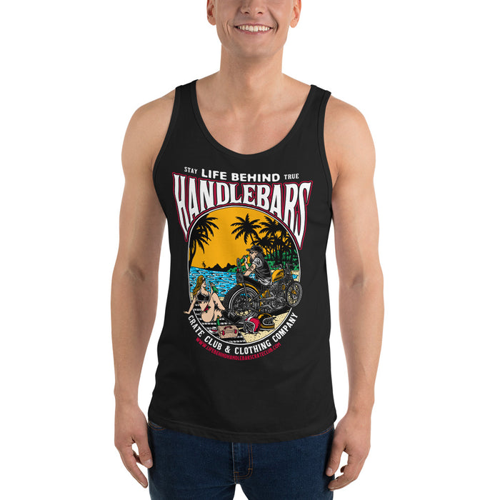 Summer chillin Unisex  Tank Top