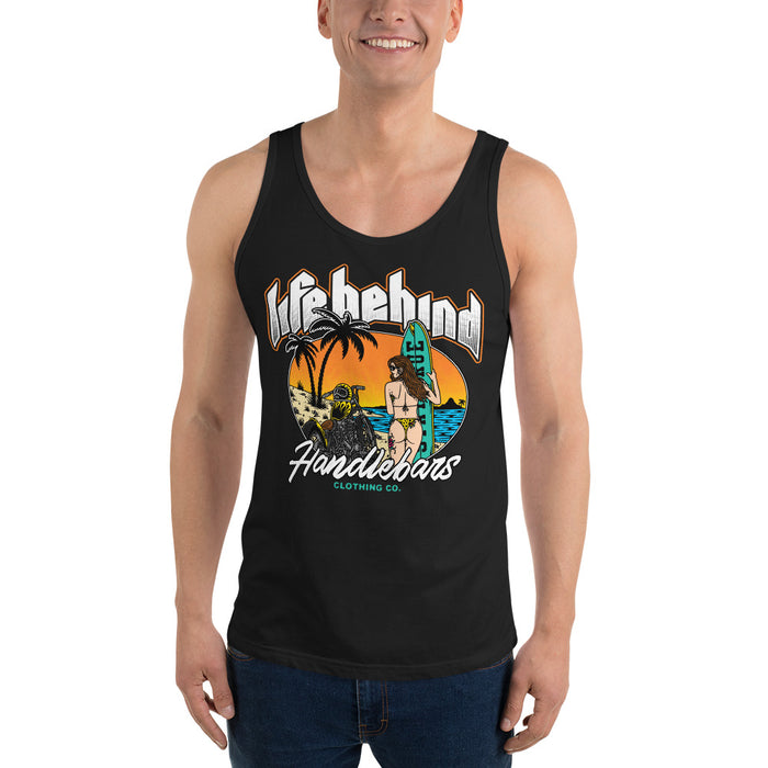 Summer love Unisex  Tank Top