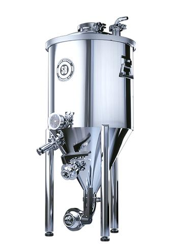 Spike Brewing CF15 - 18 Gallon Conical Fermenter - East Coast Hoppers