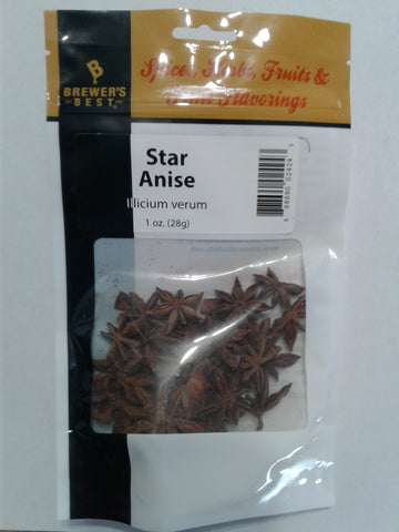 Star Anise - 1oz - East Coast Hoppers
