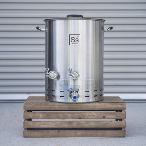 Ss BrewTech 20 Gallon Brewmaster Edition Kettle - East Coast Hoppers