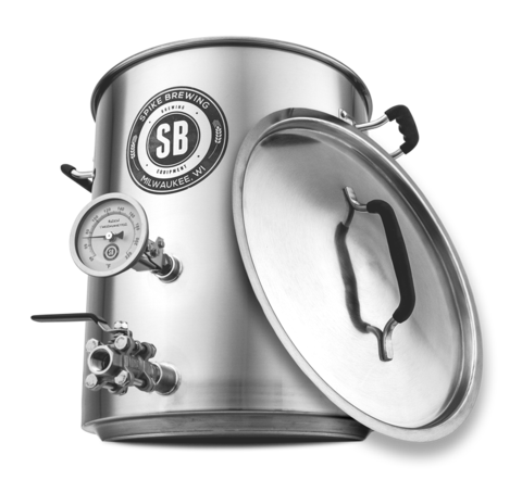 Spike Brewing 50 Gallon Brew Kettle V3 - East Coast Hoppers