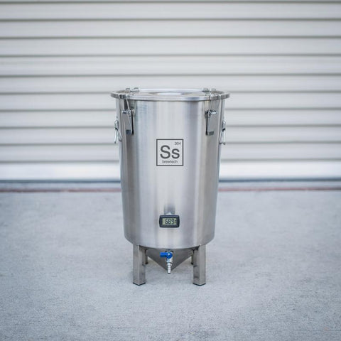 Ss BrewTech 7 Gallon Brewmaster Brew Bucket Fermenter - East Coast Hoppers