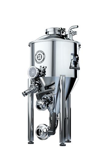 Spike Brewing CF5 - 7 Gallon Conical Fermenter - East Coast Hoppers
