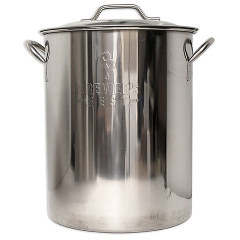 Brewers Best Stainless Steel Pots - East Coast Hoppers