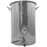 Brewers Best Stainless Steel Kettles - East Coast Hoppers