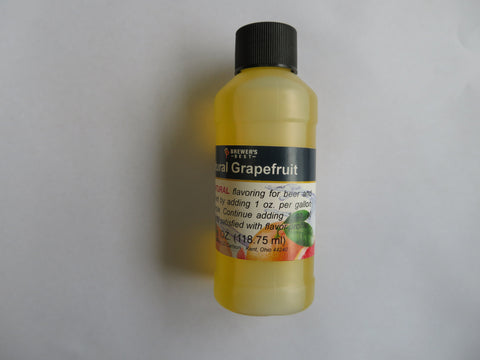 Brewers Best Natural Flavoring - Grapefruit