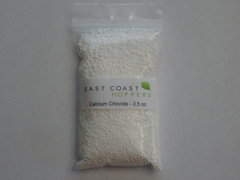 Calcium Chloride - 3.5oz (100g) - East Coast Hoppers