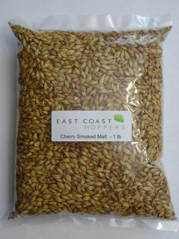 Smoked Malt - Cherry Wood - East Coast Hoppers